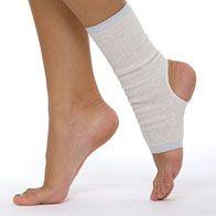 Повязка носок для фиксации голеностопного сустава видео блокада суставов межпозвонковых